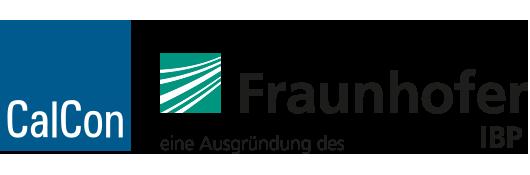 Logo CalCon Fraunhofer sticky