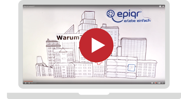 Laptop Youtube Video epiqr