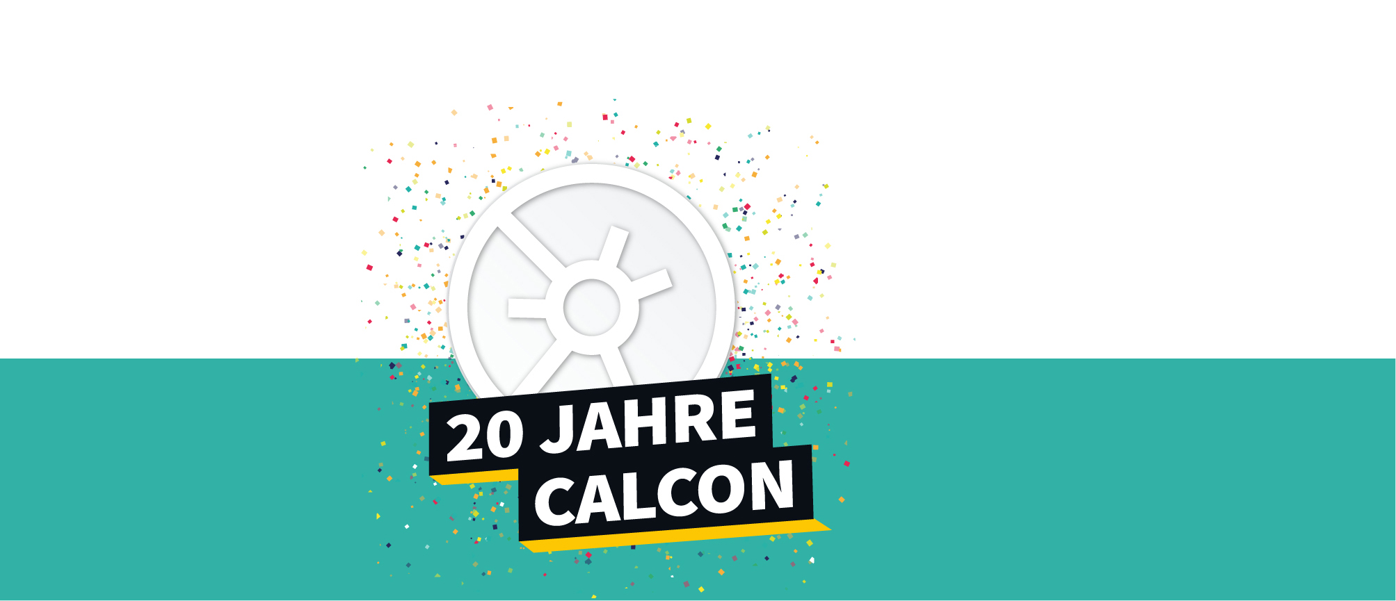 20 Jahre Calcon Grafik
